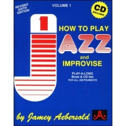 Aebersold Vol. 1 - How to play Jazz and improvise