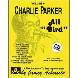 "Aebersold Vol.6 - Charlie Parker ""All Bird"""