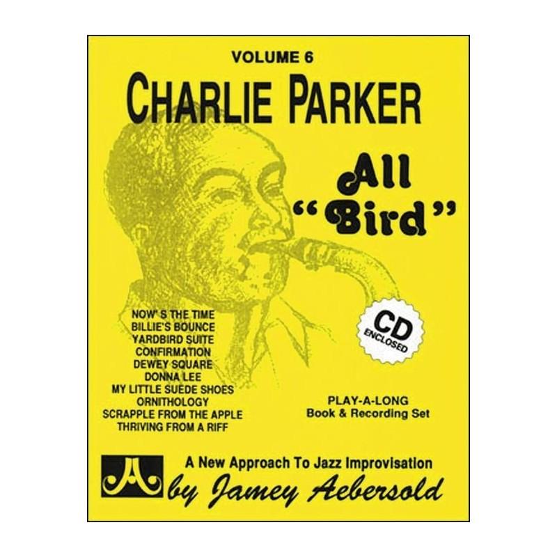 """Aebersold Vol.6 - Charlie Parker """"All Bird"""""""