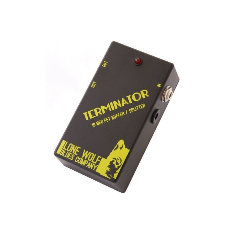 Lone Wolf Terminator Pedal