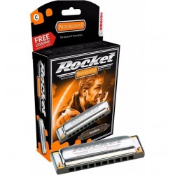 Hohner Rocket Diatonic Harmonica