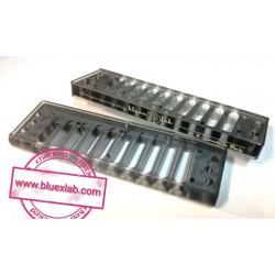 Comb Bluexlab in plexiglass per Hohner Special 20