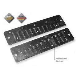 Reed Plate Set for Seydel Session Steel and Session Standard