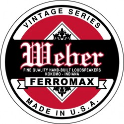 Weber Vintage Ceramic 12F150
