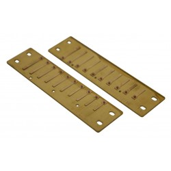 Reed plates per Marine Band Deluxe/Crossover