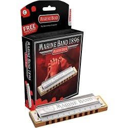 Hohner Marine Band Natural...
