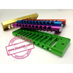 Comb for Seydel Session in aluminium