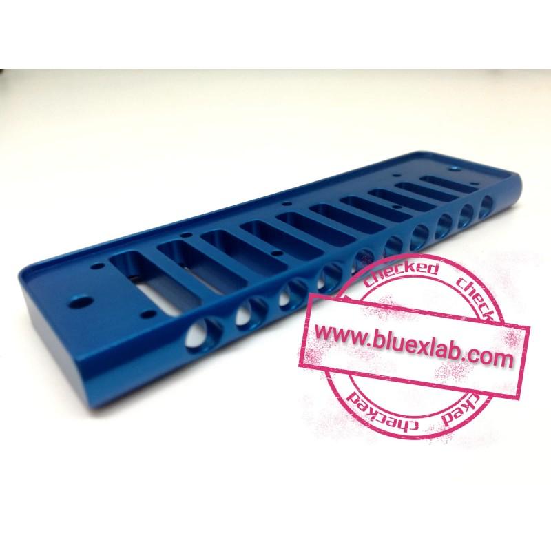 Comb for Seydel Session in aluminium - Blue