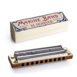 Hohner Marine Band 125th...